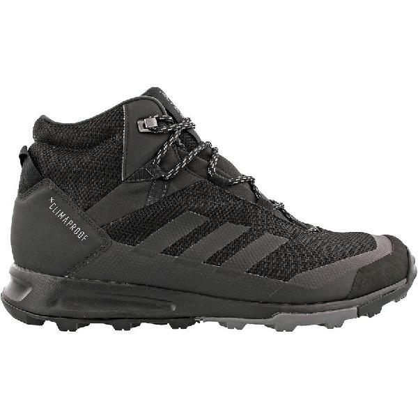 (取寄)アディダス メンズ アウトドア テレックス Tivid ミッド CP ハイキング シューズ ハイキングシューズ Adidas Men's Outdoor Terrex Tivid Mid CP Hiking Shoe Black/Black/Grey Four