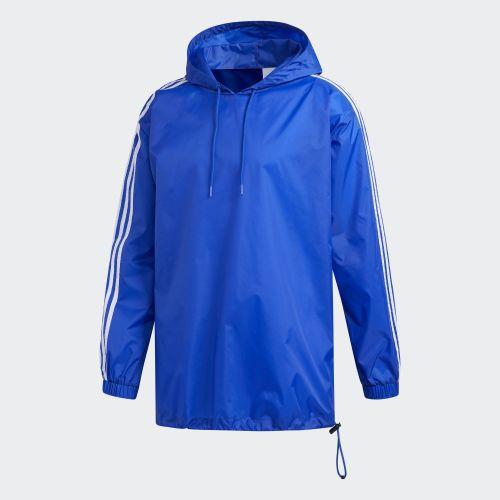 (取寄)アディダス オリジナルス メンズ ウインドブレーカー ポンチョ adidas originals Men's Windbreaker Poncho Bold Blue / White