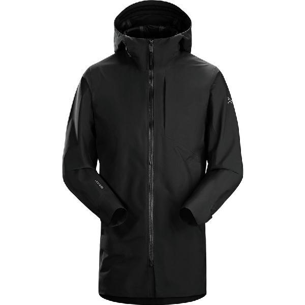 取寄 アークテリクス メンズ ソーヤー コート Arc'teryx Men's Sawyer Coat Black 快気祝 年末 白寿祝 防災