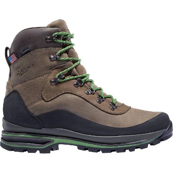 (取寄)ダナー メンズ クラッグ ラット ハイキング ブーツ Danner Men's Crag Rat Hiking Boot Brown/Green