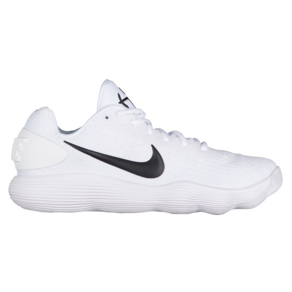 8f130c07e3f0 Nike Nike men goaf act hyper dunk 2017 low basketball shoes sneakers Nike  Men s React Hyperdunk 2017 Low White Black