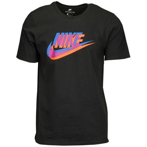 (取寄)ナイキ メンズ グラフィック Tシャツ Nike Men's Graphic T-Shirt Black Royal