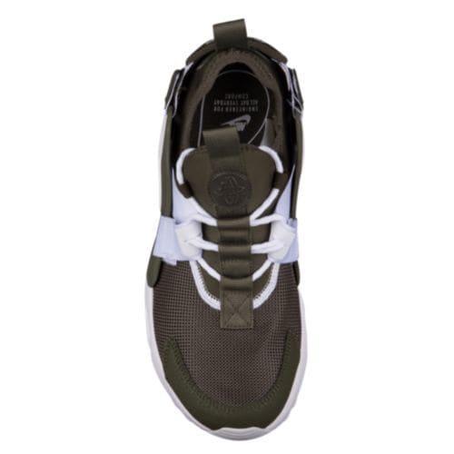 608336479b6e9 (order) ナイキレディースエアハラチシティロースニーカー Nike Women s Air Huarache City Low Cargo  Khaki Cargo Khaki White