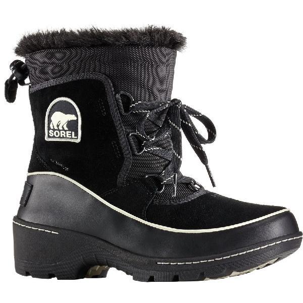 (取寄)ソレル レディース ティボリ 3 ブーツ Sorel Women Tivoli III Boot Black/Light Bisque