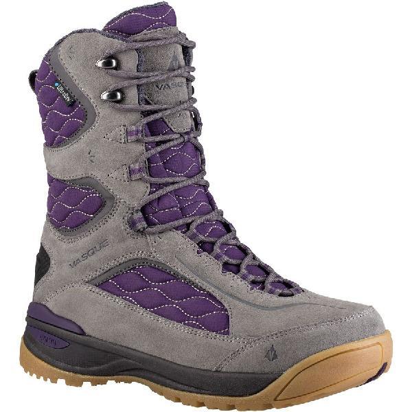 (取寄)バスク レディース パウ パウ 3 ウルトラドライ ウィンター ブーツ Vasque Women Pow Pow III UltraDry Winter Boot Gargoyle/Nightshade