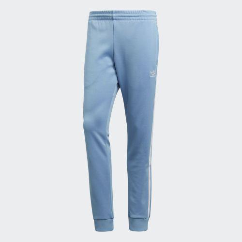 (取寄)アディダス オリジナルス メンズ SST トラック パンツ adidas originals Men's SST Track Pants Ash Blue