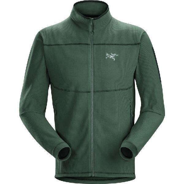 (取寄)アークテリクス メンズ デルタ LT フリース ジャケット Arc'teryx Men's Delta LT Fleece Jacket Cypress
