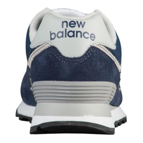 (order) New Balance Lady's 574 sneakers navy New balance Women's 574 Navy White