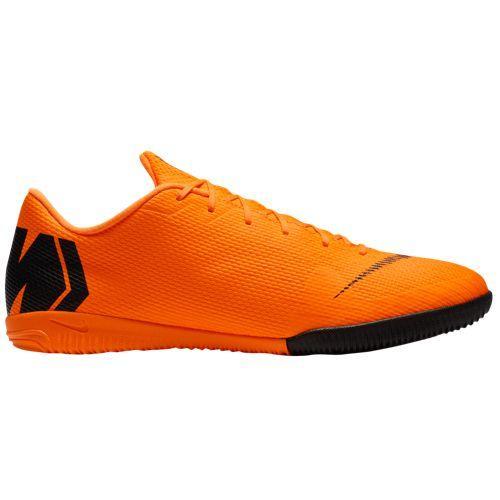 (取寄)ナイキ メンズ スニーカー ランニングシューズ マーキュリアル ヴェイパー X 12 アカデミー ic Nike Men's Mercurial VaporX 12 Academy IC Total Orange White Volt