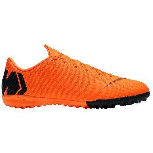 (取寄)ナイキ メンズ スニーカー ランニングシューズ マーキュリアル ヴェイパー X 12 アカデミー tr Nike Men's Mercurial VaporX 12 Academy TF Total Orange White Volt