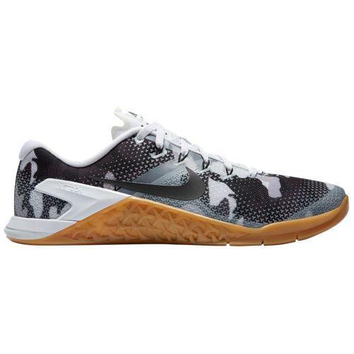 (取寄)ナイキ メンズ スニーカー ランニングシューズ メトコン 4 Nike Men's Metcon 4 White Black Gum Camo