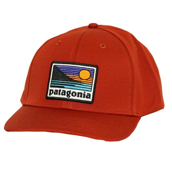 Patagonia cap up   アウトラジャーザットハット hat Patagonia Up   Out Roger That Hat  Roots Red e77e98d7a26