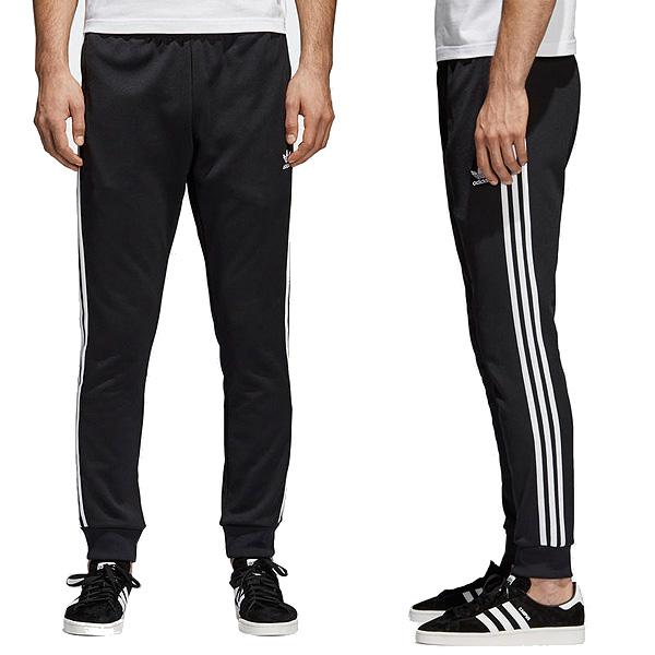 official photos 386bb 1e5f4 Adidas trackpants originals jersey men superstar black black adidas  originals Men's Superstar Track Pants Black