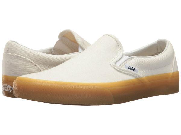 (取寄)Vans(バンズ) スニーカー クラシック スリップ ユニセックス メンズ レディース Vans Unisex Classic Slip Marshmallow/Gum