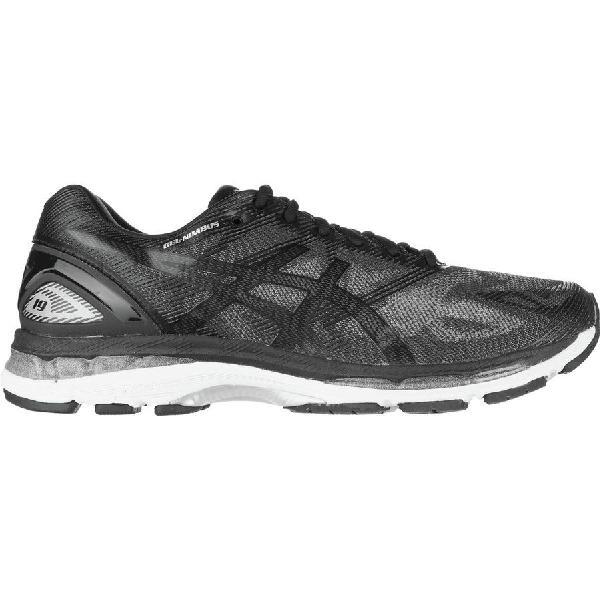 (取寄)アシックス メンズ Gel-Nimbus19 ランニングシューズ Asics Men's Gel-Nimbus 19 Running Shoe Black/Onyx/Silver