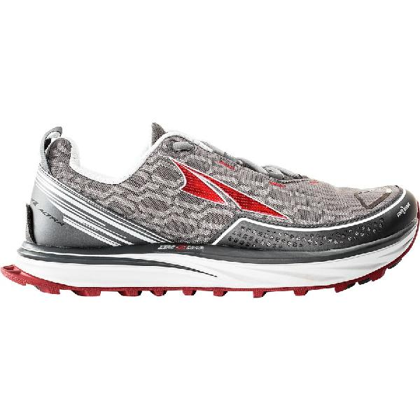 (取寄)アルトラ メンズ Timp IQスマート ランニングシューズ Altra Men's Timp IQ Smart Running Shoe Charcoal/Red