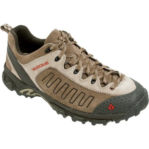 (取寄)バスク メンズ ジャクスト ハイキングシューズ Vasque Men's Juxt Hiking Shoe Aluminum/Chili Pepper 【コンビニ受取対応商品】
