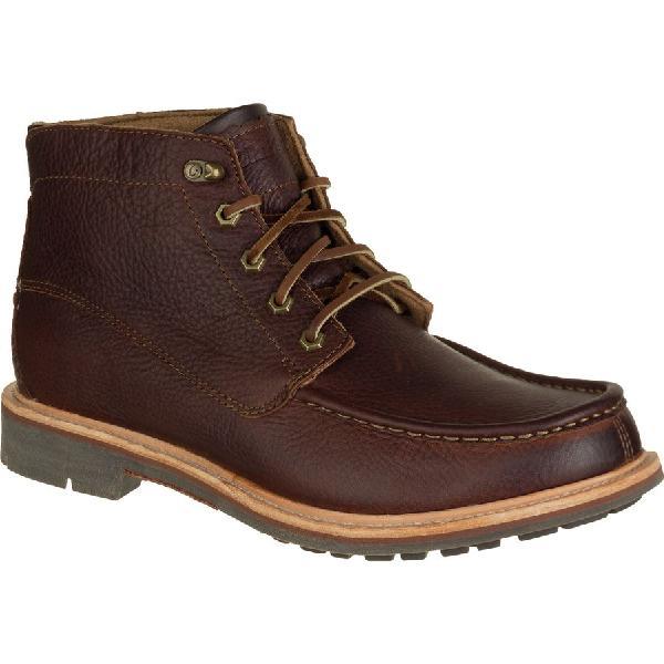 (取寄)オルカイ メンズ コハラ ブーツ Olukai Men's Kohala Boot Dark Wood/Dark Wood 【コンビニ受取対応商品】