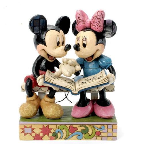 Disney Traditions フィギュア ミッキー&ミニー 85周年アニバーサリーモデル DIS-TB-4037500