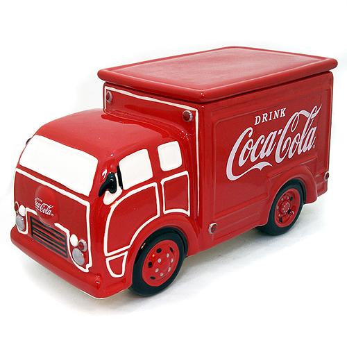 Coke (コカ・コーラ) クッキージャー TRUCK WL24811