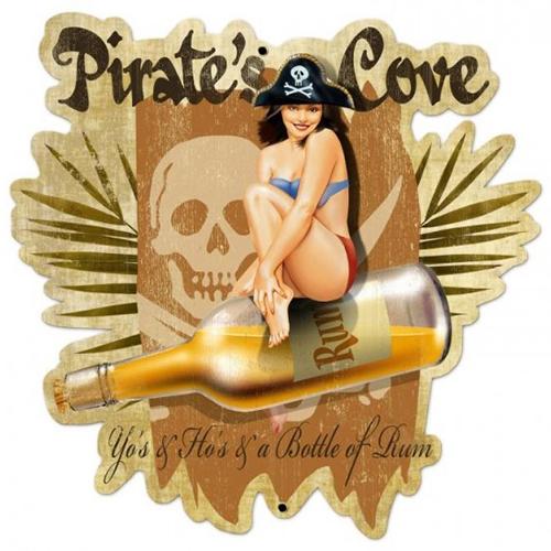 スティール サイン (スチール サイン) Pirates Cove RB-101