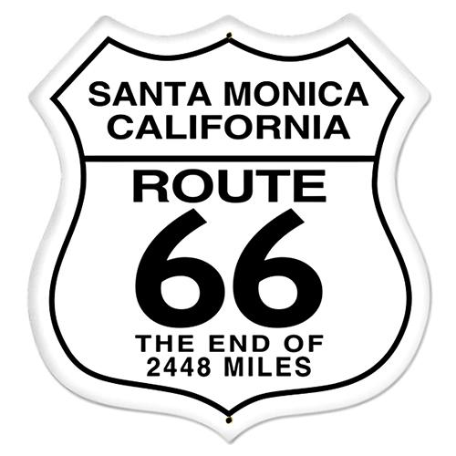 スティール サイン (スチール サイン) Santa Monica VXL-061