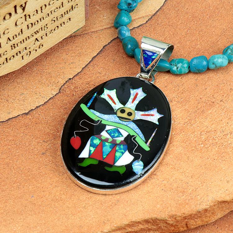 holy Mosaic (ホリー・モザイク) オパール ジュエリー ペンダントトップ HM-PT-40-03-001