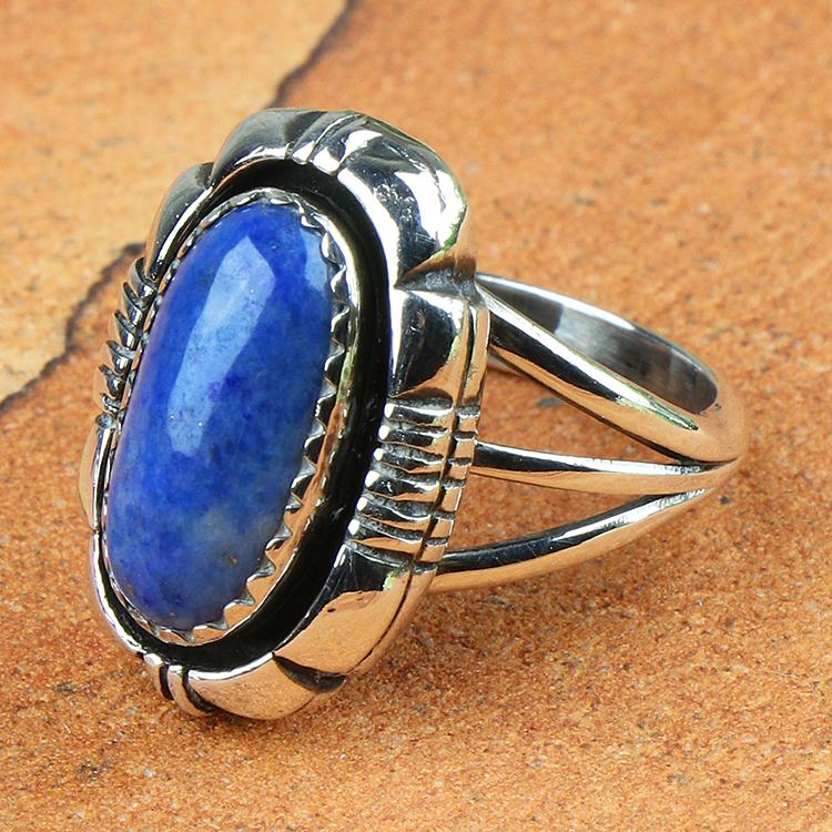 ネイティブアメリカン おトク ナバホ ハンドメイドアクセサリー シルバー925 指輪 NAVAJO RI0047 インディアン リング ジュエリー 永遠の定番モデル