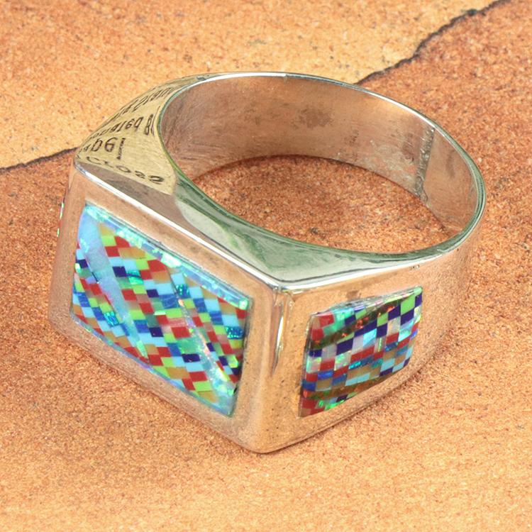 holy Mosaic (ホリー・モザイク) オパール ジュエリー リング HM-RN-40-30-170