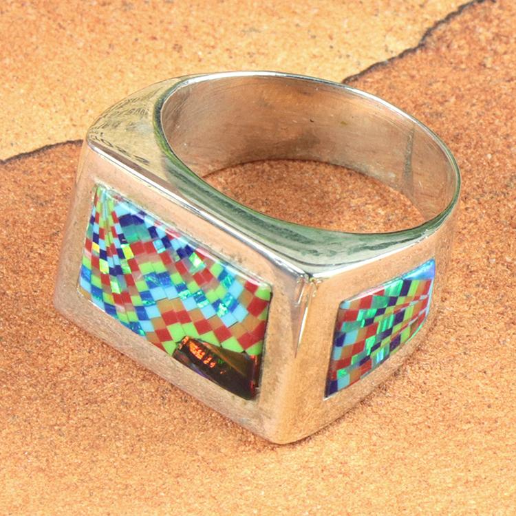 holy Mosaic (ホリー・モザイク) オパール ジュエリー リング HM-RN-40-30-171