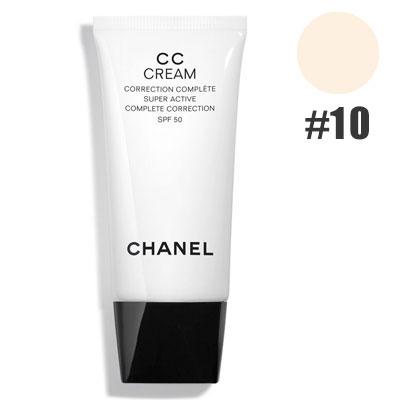 CHANEL シャネル CCクリームN #10 BEIGE SPF50/PA+++ 30ml:スウェルリンク