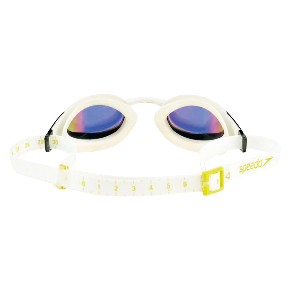 Speedo goggles elite goggles mirror SD92G53 black for swimming