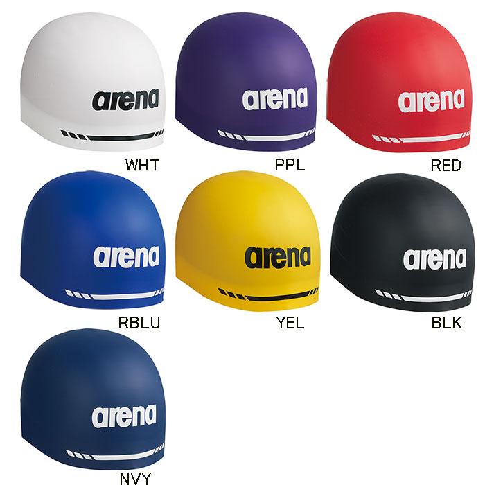 5372394506e ARN-5400 arena arena Dome type silicon cap aqua force 3D SOFT swimming cap  swimming