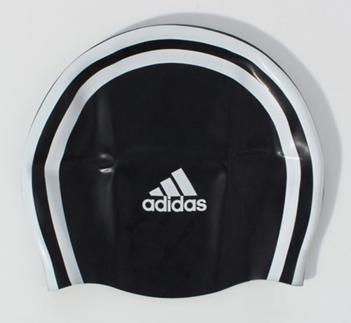 802310 adidas阿迪达斯硅盖子游泳帽游泳帽3干线游泳游泳比赛