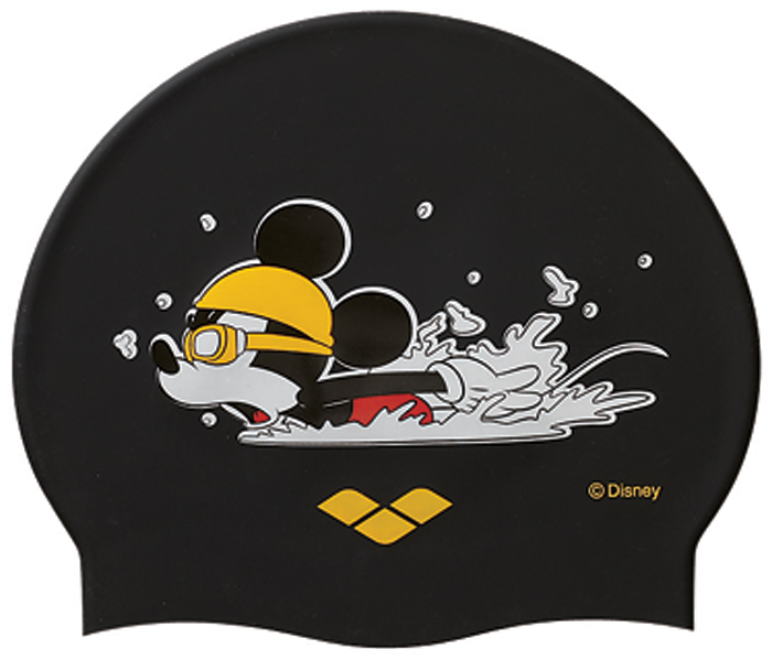 Only in the navy! DIS-3358 arena arena disney Disney Mickey swimming cap swimming cap silicon cap swimming swimming race
