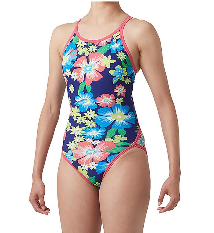 【あす楽対応】ジュニア130・140サイズ!SAR-9119WJ arena アリーナ ToughSuit タフスーツ ジュニア女子 子供用 スーパーフライバック タフスキン 練習用水着 練習水着 競泳水着 競泳用水着