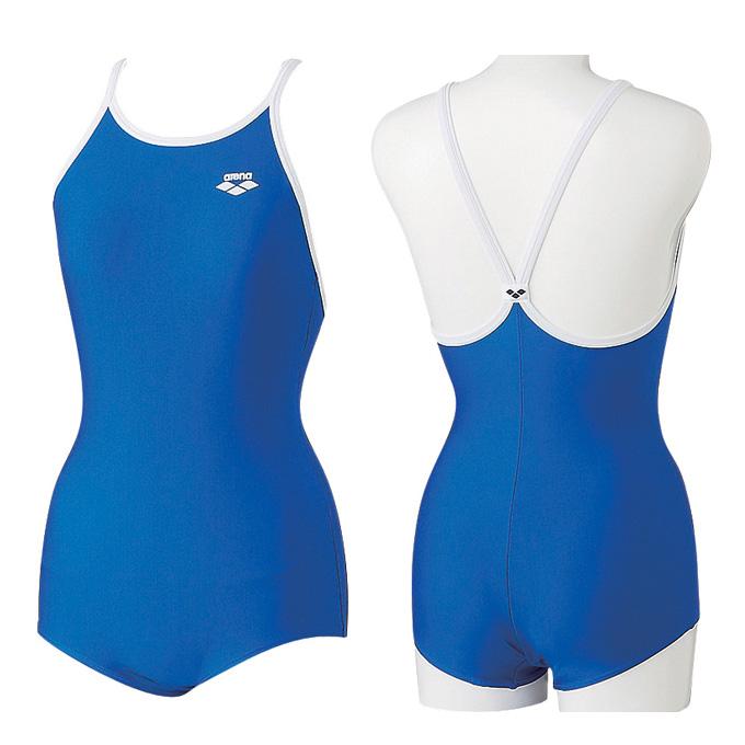 只M尺寸!供ARN-185WK arena体育馆学校游泳衣女士女性使用的连衣裙ABL