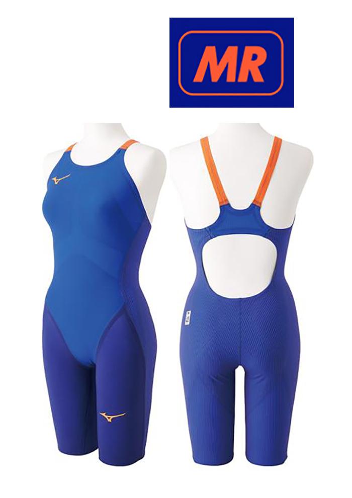 【送料無料】【あす楽対応】【FINA承認】N2MG9202 mizuno ミズノ GX-SONIC4-MR レディース 女性用 ハーフスーツ ハーフスパッツ 競泳水着 競泳用水着 高速水着