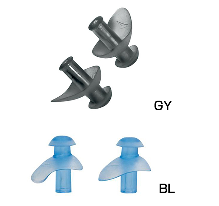 土日 祝日も毎日出荷 人間工学に基づき設計された耳栓 特価キャンペーン 羽部分が耳にフィット あす楽 メール便対応可 スピード 水泳用 在庫一掃売り切りセール エルゴイヤープラグ SD91A11 耳栓 speedo