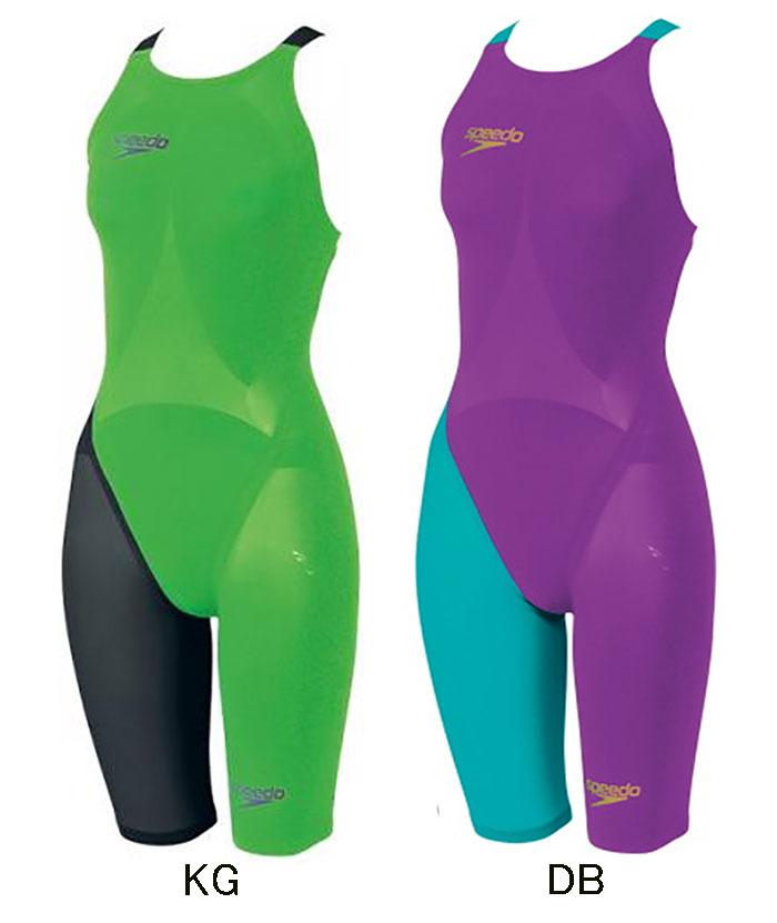 【送料無料】【あす楽対応】【FINA承認】SD45H21 speedo スピード LZR-Racer Elite レーザーレーサーエリート2 レディース 女性用 ショートジョン 競泳水着 競泳用水着 高速水着