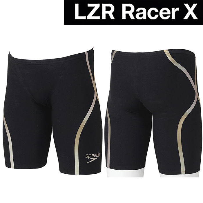 【送料無料】【あす楽対応】【FINA承認】SS・Sサイズのみ!SD75C51 speedo スピード LZR-Racer X レーザーレーサーX メンズ 男性用 ハーフスパッツ 競泳水着 競泳用水着 高速水着