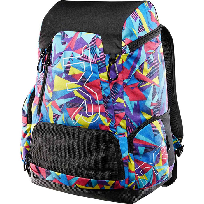 An Latbpgeo Tyr Tear Rucksack Size Team Backpack Swimmers Swimming Bag Race Is Large Capacity