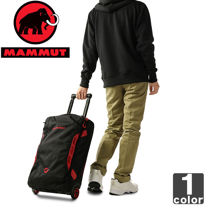 《送料無料》マムート【MAMMUT】カーゴ トロリー 30L 2510-03501 1709 キャリー バッグ スーツケース 鞄 アウトドア 旅行 レジャー アウトドア CARGO TROLLEY 【メンズ】【レディース】