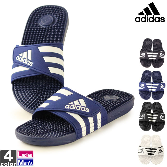 ADISSAGE アディサージ (Adidas) adidas 078260 078261 shower sandals men Lady's