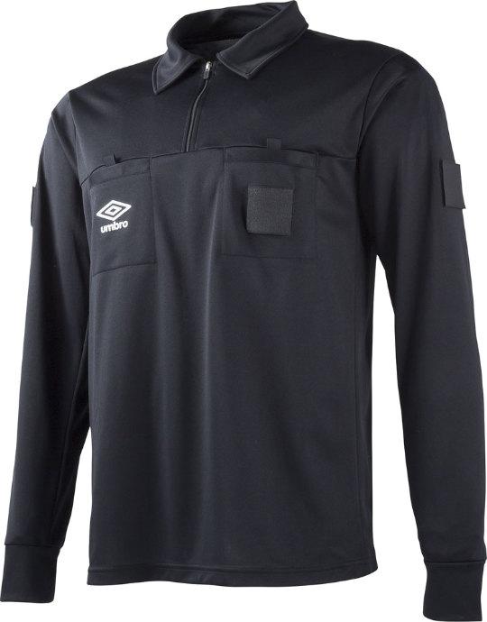 本物 ■umbroのシャツ umbro アンブロ 長袖 レフリーシャツ UAS6608L お求めやすく価格改定 1604 メンズ サッカー ウェア トレーニング スポーツ 紳士