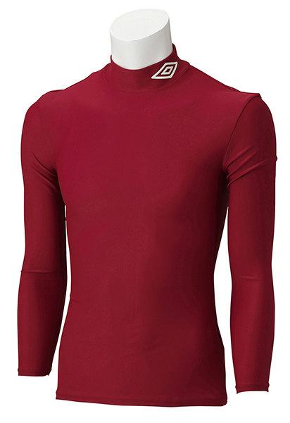 ■umbroのシャツ umbro アンブロ L Sコンプレッションシャツ UAS9300 1604 訳ありセール 代引き不可 格安 サッカー 紳士 スポーツ トレーニング メンズ ウェア