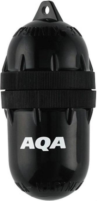 ■AQAのマリングッズ 迅速な対応で商品をお届け致します AQA アクア マリンカプセル ブラック KA-9080H 1607 小物 アクセサリー マリン エーキューエー ケース ポイント消化 超激得SALE