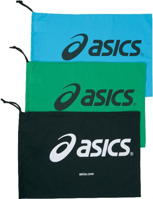 ■asicsのアクセサリー asics アシックス シューバッグ M 即出荷 TZS986 55 1610 メンズ 袋 シューズ バッグ レディース トラック ランニング ポイント消化 アクセサリー 新品未使用