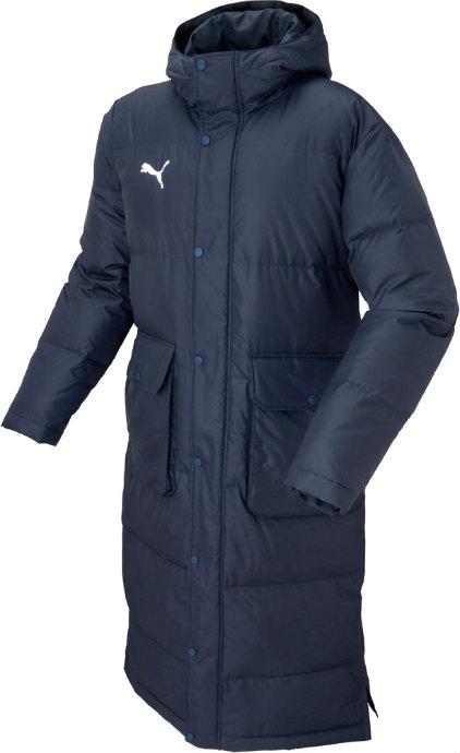 《送料無料》PUMA (プーマ) TT ESS PRO ロングダウンコート 654984 02 1701 メンズ 紳士 男性 サッカー ウインドウェア