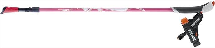 《送料無料》HATACHI (ハタチ) AGPアドバンスズーム WH1330 64 1704 ウェルネス ポール